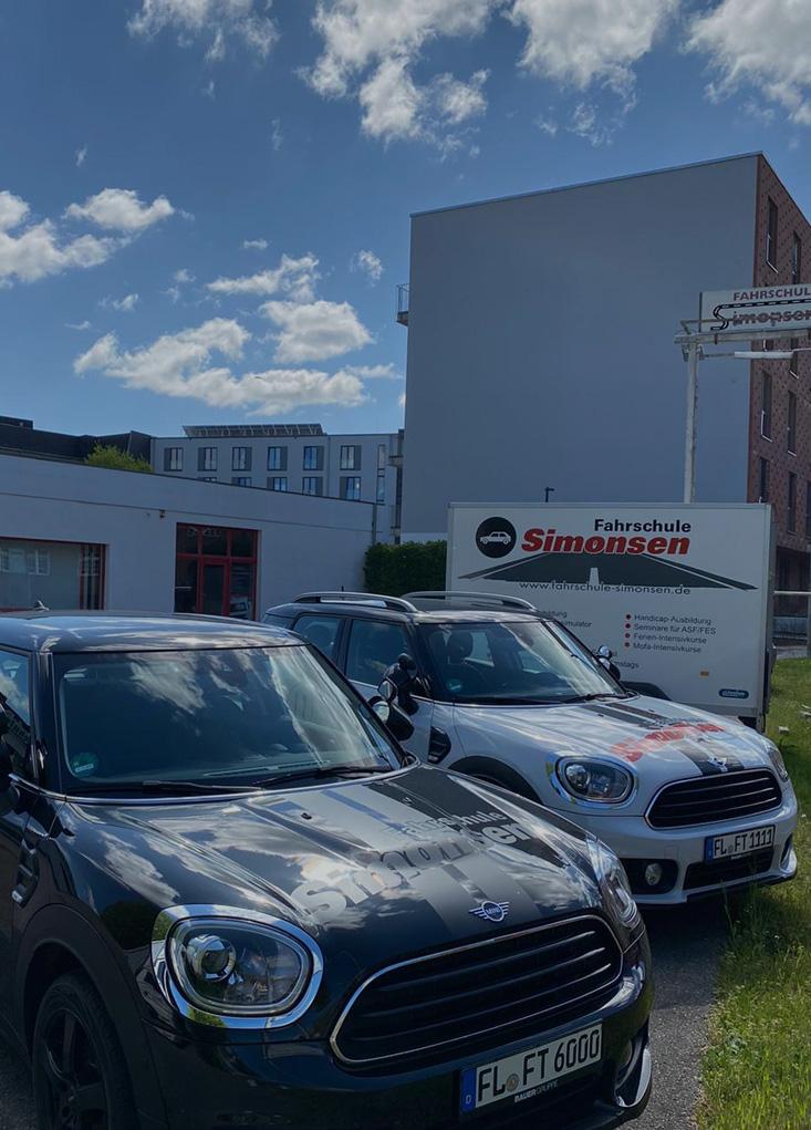 Fahrschule SimonsenSocial Media Strategie & Full Service